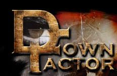 Down Factor - Logo