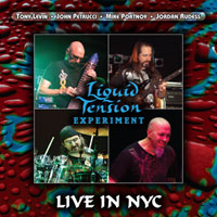 Liquid Tension Experiment - Live in NYC