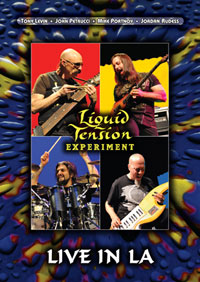 Liquid Tension Experiment - Live in LA