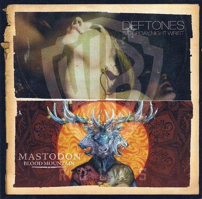 Mastodon - Mastodon / Deftones