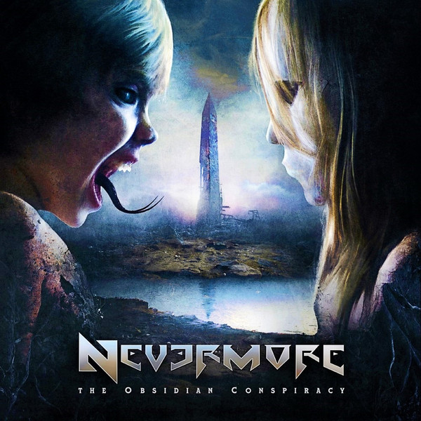 Cover of Nevermore - The Obsidian Conspiracy