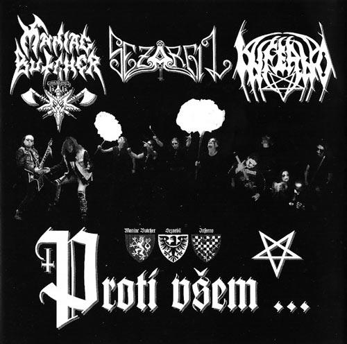 Maniac Butcher / Sezarbil / Inferno - Proti všem...