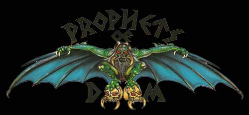 Prophets of Doom - Logo