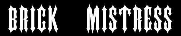Brick Mistress - Logo
