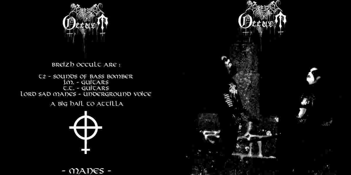 Breizh Occult - Manes