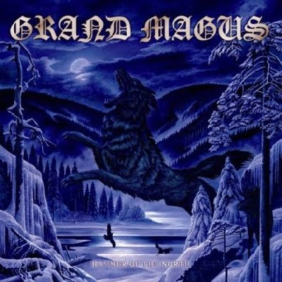Cover of Grand Magus - Hammer Of The North