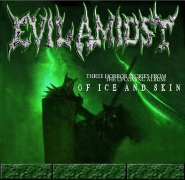 Evil Amidst - Of Ice and Skin