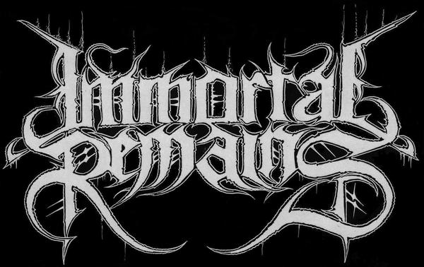 Immortal Remains - Logo