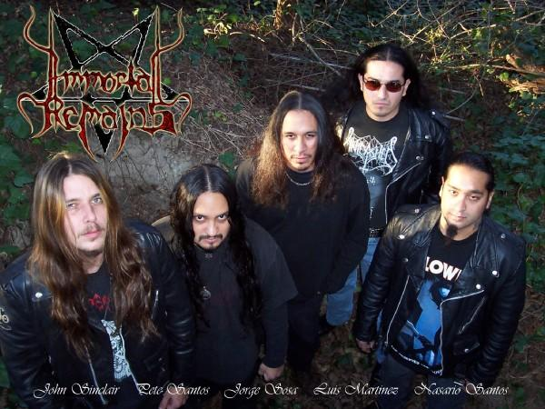 Immortal Remains - Photo