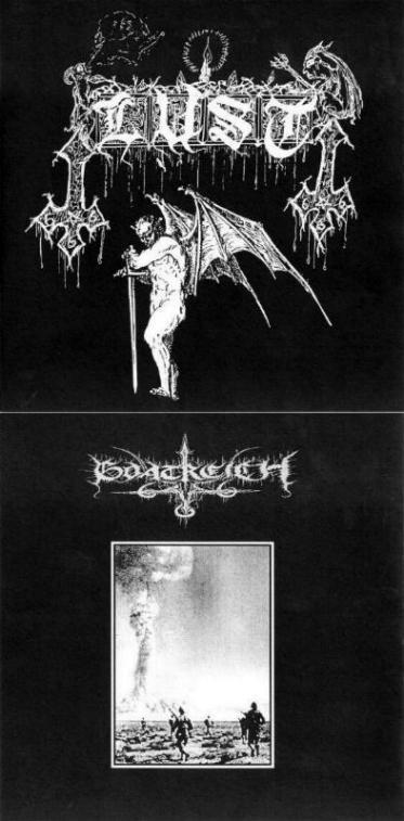 Lust / Goatreich 666 - Lust / Goatreich 666