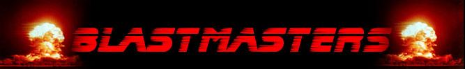 Blastmasters - Logo