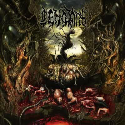Cenotaph - Putrescent Infectious Rabidity