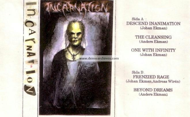 Incarnation - Demo 1994