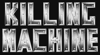 Killing Machine - Logo