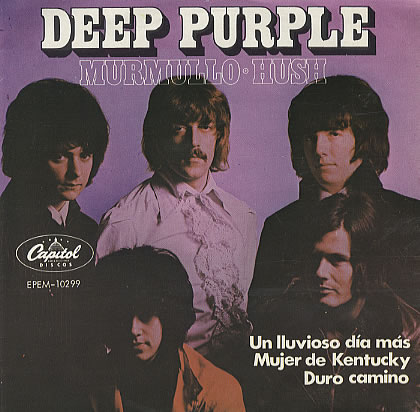 Deep Purple - Hush EP