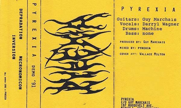 Pyrexia - Demo 1991
