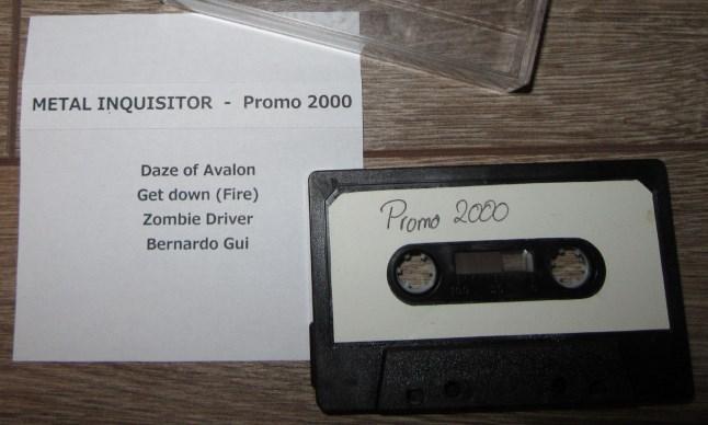 Metal Inquisitor - 4 Tracks Promo