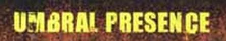 Umbral Presence - Logo