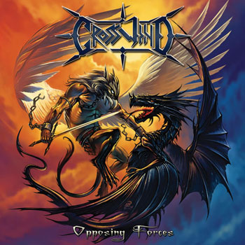 Cover of Crosswind - Opposing Forces/Beyond