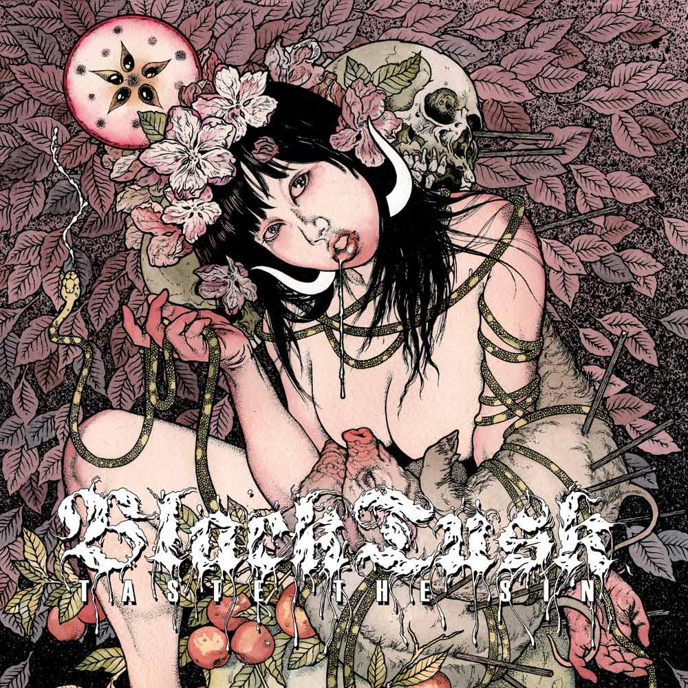 Black Tusk - Taste the Sin
