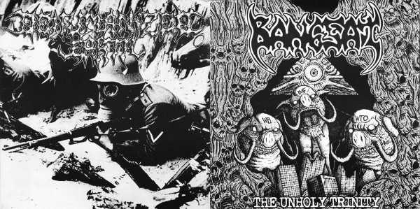 Bangsat - Dehumanized Earth / The Unholy Trinity