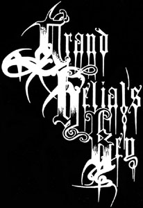 Grand Belial's Key - Logo