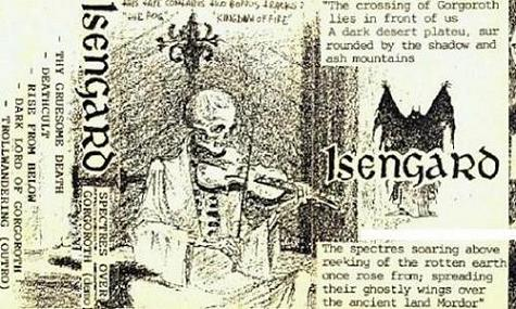 Isengard - Spectres over Gorgoroth