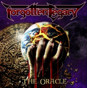 Forgotten Legacy - The Oracle