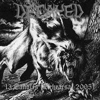 Decayed - 13 Candles (Rehearsal 2005)