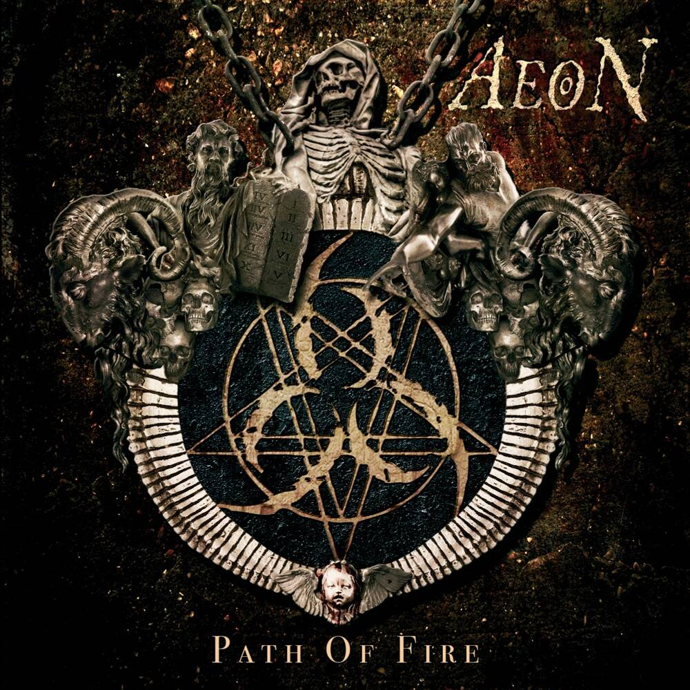 Cover of Aeon - Path of Fire