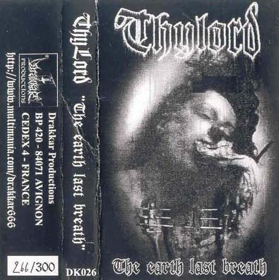 ThyLord - The Earth Last Breath