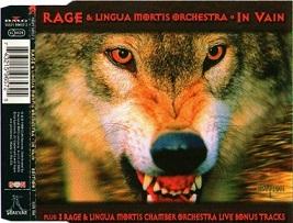 Rage - In Vain