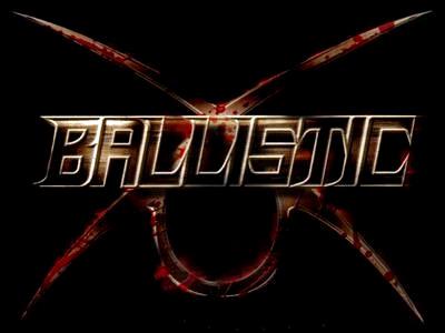 Ballistic - Logo