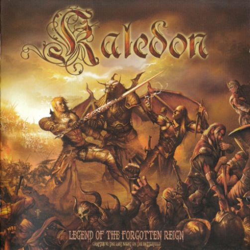 Kaledon - Legend of the Forgotten Reign - Chapter VI: The Last Night on the Battlefield