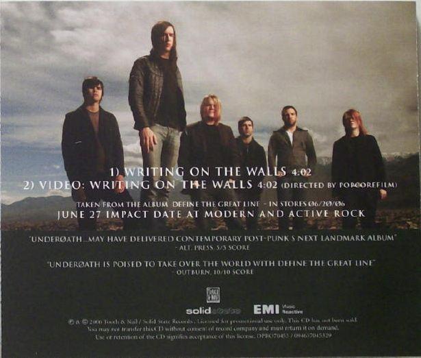 Underoath - Writing on the Walls