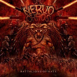 Nervochaos - Battalions of Hate