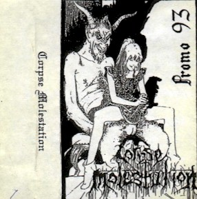 Corpse Molestation - Promo 93