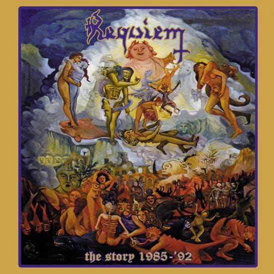 Requiem - The Story 1985-'92
