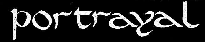 Portrayal - Logo