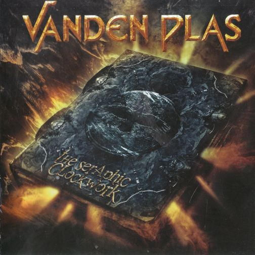 Cover of Vanden Plas - The Seraphic Clockwork