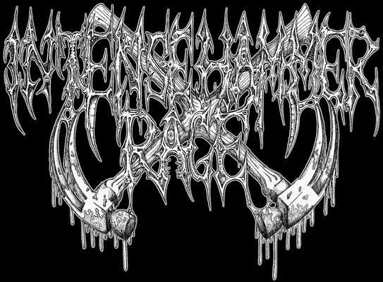 Intense Hammer Rage - Logo