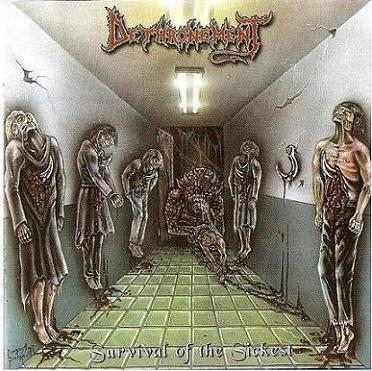 Dethronement - Survival of the Sickest
