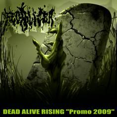 "Fecalizer - Dead Alive Rising ""Promo 2009"""