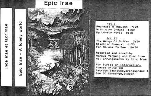 Epic Irae - A Lonely World
