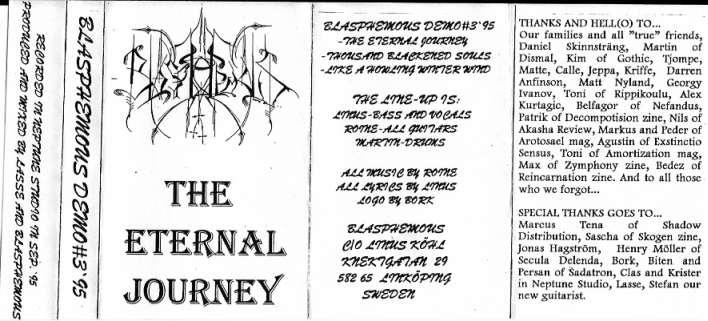 Blasphemous - The Eternal Journey