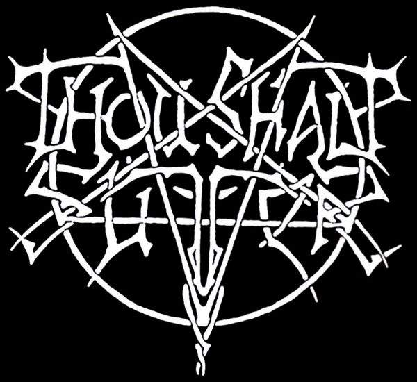 Thou Shalt Suffer - Logo