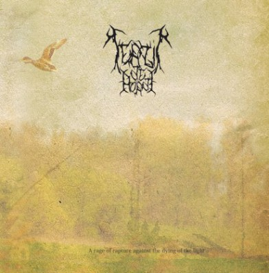 Terzij De Horde - A Rage Of Rapture Against The Dying Of Light (EP)