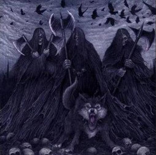 Attacker Bloody Axe - Antichristian Metal Axe
