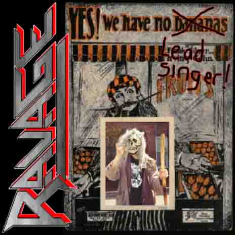 Ravage - Yes, We Have no Lead Singer