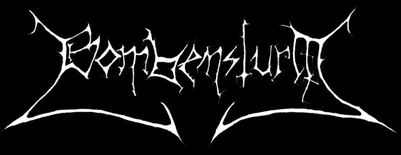 Bombensturm - Logo